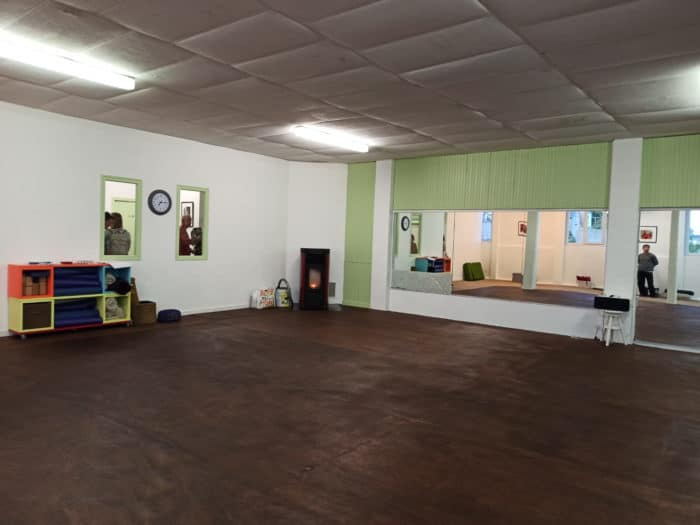 salle palais du yoga